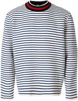 Moncler striped jumper