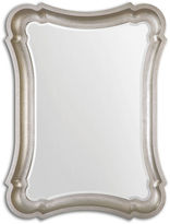One Kings Lane Galloway Oversize Mirror, Silver