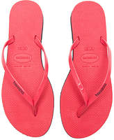 Havaianas You Metallic Sandal in Coral. - size US 11/12/ BRZ 41-42 (also in US 5/6/ BRZ 35-36,US 7/8/ BRZ 37-38,US 9/10/ BRZ 39-40)