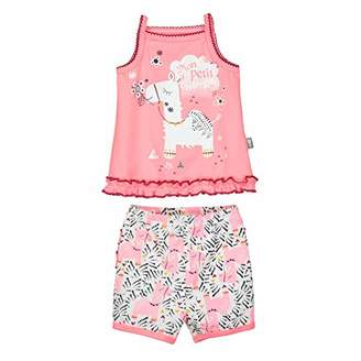 Camilla And Marc Tank Top and Shorts Set Baby Girls Selma - 24 Months (92 cm Waist)