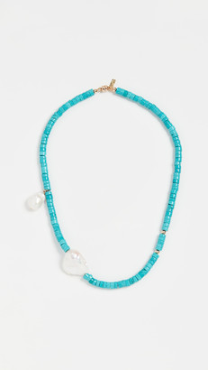 Eliou Gela Turquoise Necklace