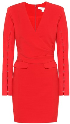 Jonathan Simkhai Cutout-sleeve dress
