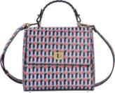HUGO BOSS Bespoke Forever print small bag