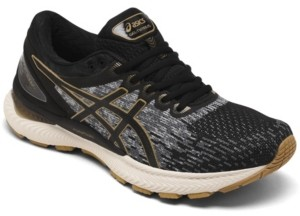 Asics Men's Gel-Nimbus 22 Knit Running Sneakers from Finish Line