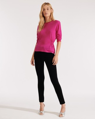 Veronica Beard Kate High-Rise Skinny Jean