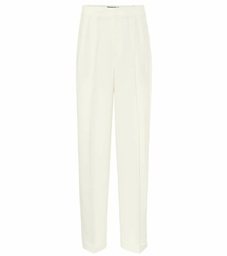 Polo Ralph Lauren High-rise straight-fit pants