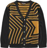 Roberto Cavalli Wool blend cardigan