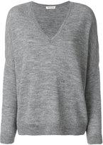 Masscob v-neck jumper