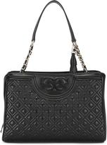 Tory Burch 'Fleming Open' tote - women - Leather - One Size