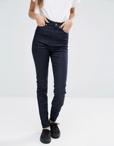 Dr. Denim Zoe Sky High Waist Eco Skinny Jeans