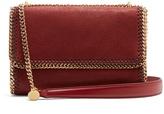 Stella McCartney Falabella mini faux-suede sliding shoulder bag