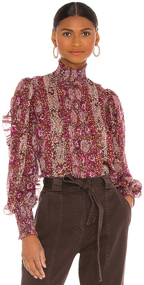 Ulla Johnson Elita Blouse