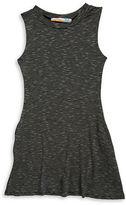 Vintage Havana Girls 7-16? Striped Sleeveless Shift Dress