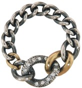 hum Diamond Chain Ring