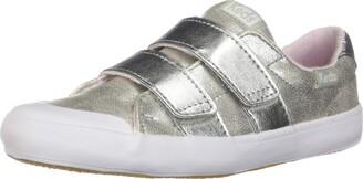 Keds baby girls Courtney Hook & Loop Sneaker
