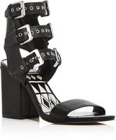 Dolce Vita Edin Strappy Buckle Sandals