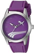 Puma Unisex PU103662004 Transform S Analog Display Quartz Watch