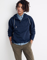 Madewell Battenwear Packable Anorak Pullover Jacket