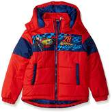 Disney Todddler Boy Mickey Roadster Puffer 5t
