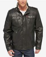 Levi's Men's Vintage Sherpa-Lined Faux-Leather Jacket