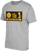 adidas Men's Boston Celtics Pride Logo T-Shirt