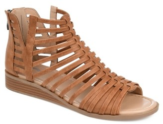Journee Collection Delilah Gladiator Sandal