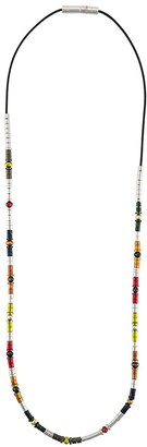 Ambush Multi Metal Beads necklace