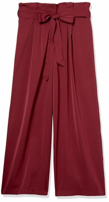 Forever 21 Women's Plus Size Paperbag Pants