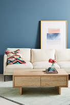 Anthropologie Chaparral Storage Coffee Table