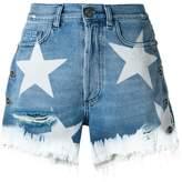 Faith Connexion star print shorts