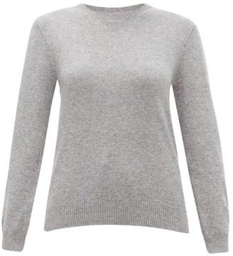 Derek Rose Finley Cashmere Sweater - Womens - Silver