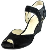 Gerry Weber Adelina 01 Women Open Toe Suede Wedge Sandal.