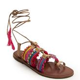 Schutz Patricia - Tassel Embellished Sandal