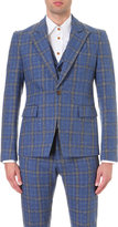 Vivienne Westwood Slim-fit Cotton And Wool-blend Jacket