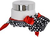 HERRICO Women Fashion Polka Dot Print Polyester Scarf Colour 1