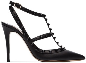 Valentino Rockstud pointed pumps