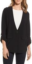 Chaus Women's Roll Sleeve Jacket