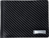 S.t.dupont Défi Carbon (black) Leather Billfold Wallet