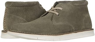 Clarks Forge Stride (Tan Leather) Men's Shoes