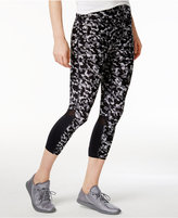 Tommy Hilfiger Fusion Cropped Leggings, A Macy's Exclusive Style