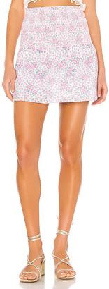 LoveShackFancy Misty Skirt