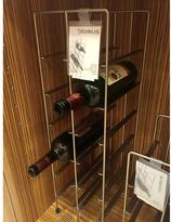 Blomus Pilare 12-Bottle Nickel Plated Wine Rack