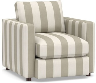 Pottery Barn Noah Upholstered Armchair