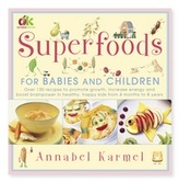 Simon & Schuster Superfoods for Babies and Children