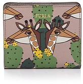 Furla Gioia Small Leather Bifold Wallet