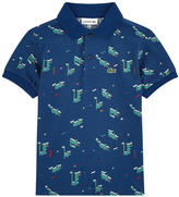 Lacoste Graphic polo