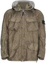 Stone Island Shadow Project Spider Hooded Jacket