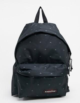 Eastpak padded backpack in black