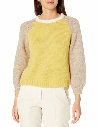 Velvet by Graham & Spencer Women's Angie Baby Alpaca Sweater