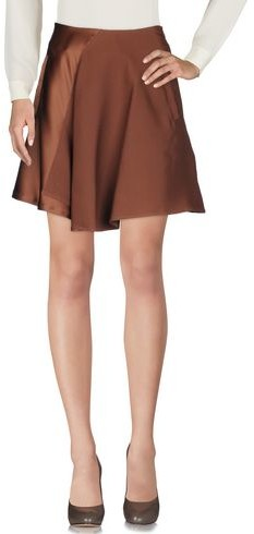 Thumbnail for your product : Brunello Cucinelli Knee length skirt